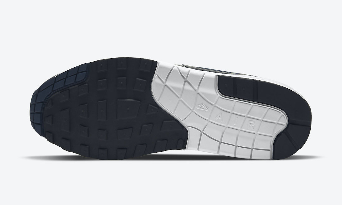 Nike Air Max 1 Leather Obsidian DH4059-100