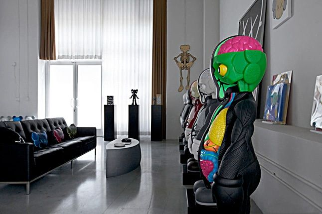 Ronnie Pirovino Kaws Collection 3 1