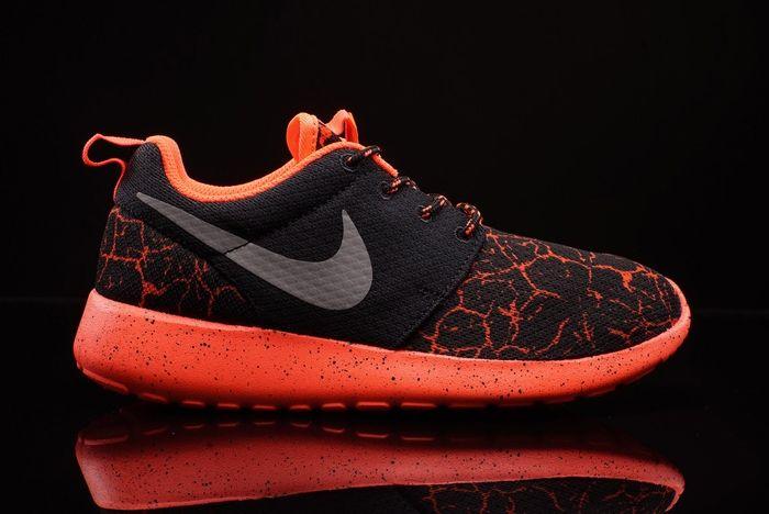 Nike Roshe One Gs Lava 1