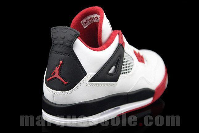 Air Jordan 4 Varsity Red Gs 05 1