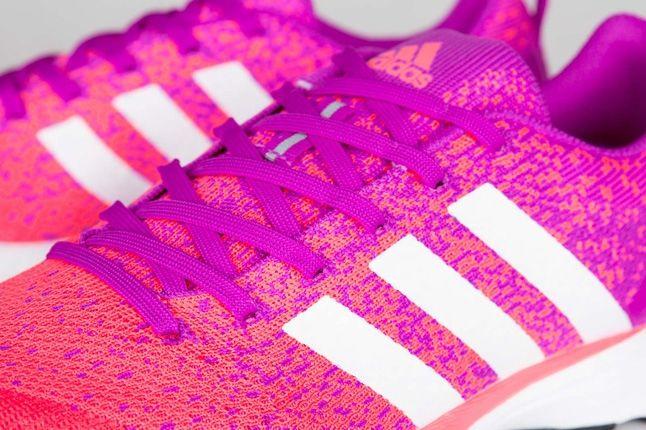 Adidas Originals Adizero Primeknit 2 0 Vivid Pink 4