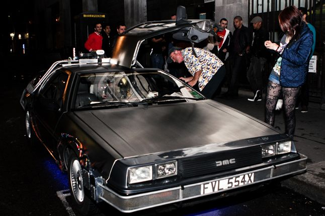 Nike Mcfly London Event Car 7 1