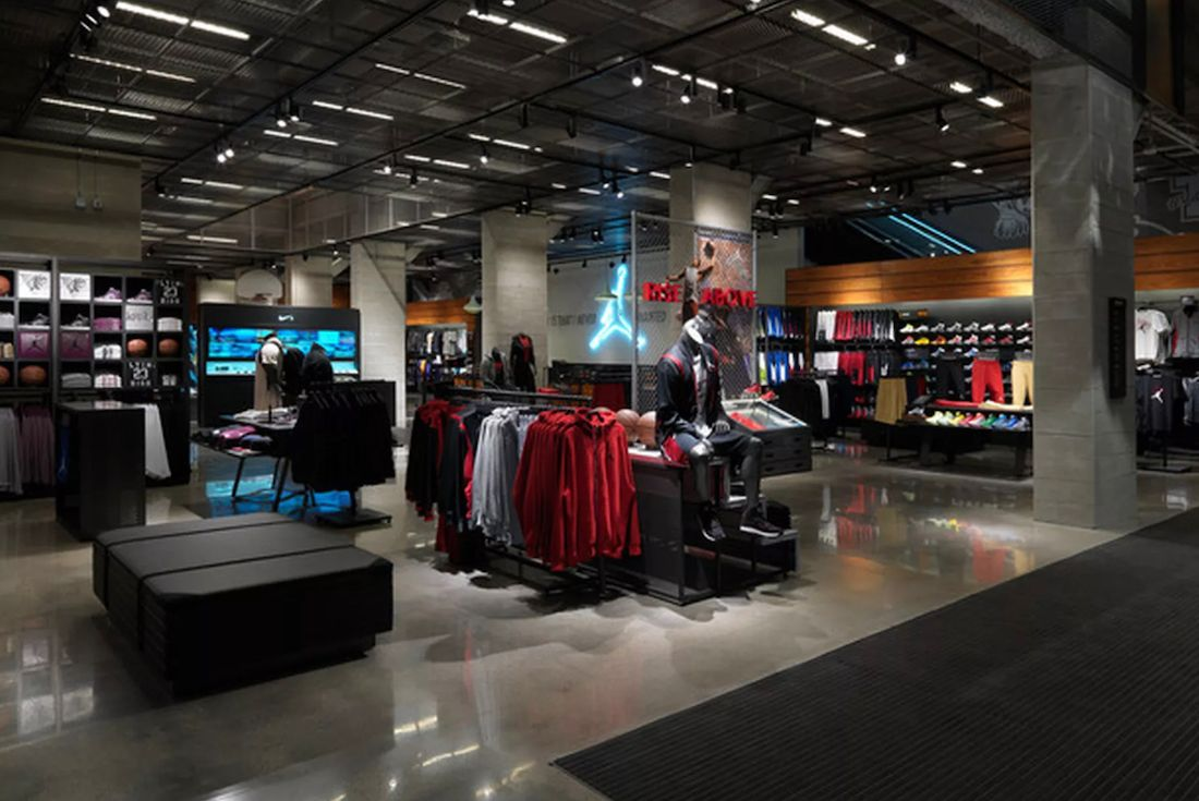 Chicago Nike Town