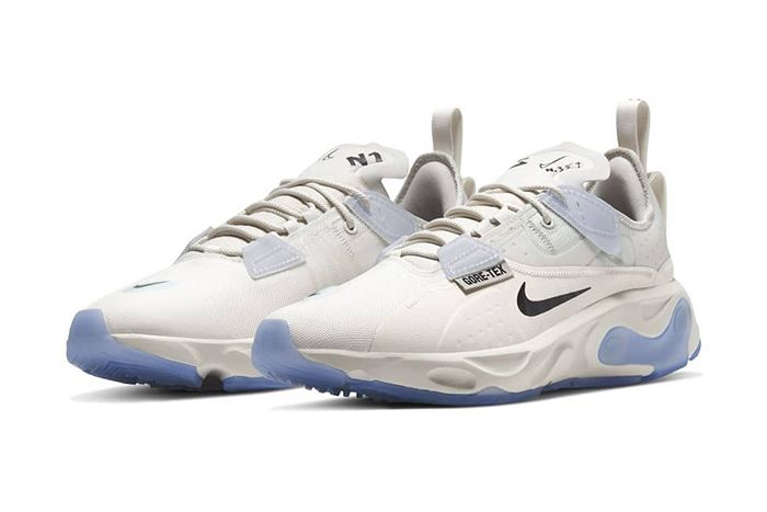 Nike React Type Gore Tex White Bq4737 002 Release Date Pair