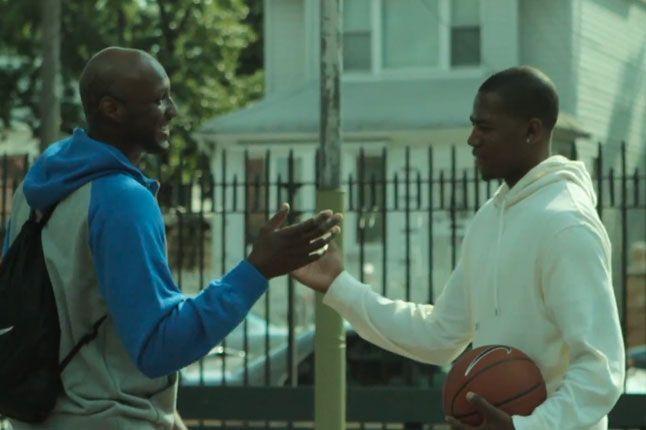 Lamar Odom Nike 1