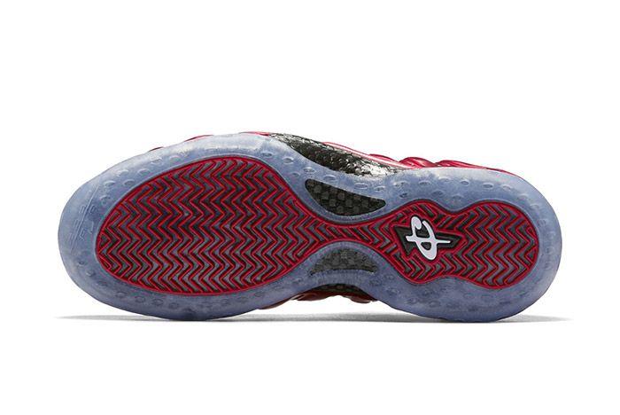 Nike Air Foamposite One Metallic Varsity Red 5
