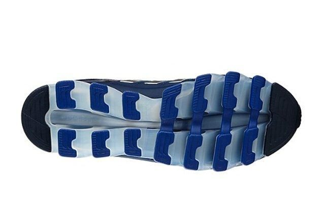Adidas Springblade Heroink Metalsilver 3