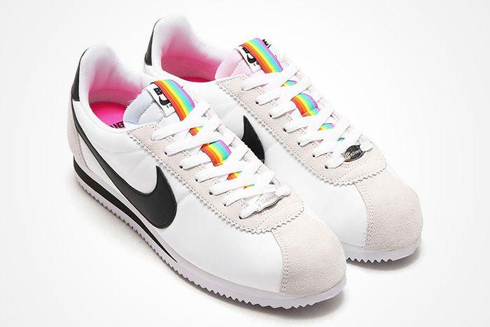 Nike Cortez Be Truefeature