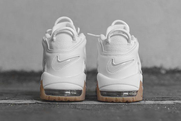 Nike Air More Uptempo Whitegum 3