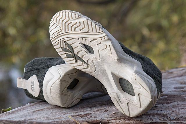 Sneakersnstuff Reebok Kamikaze Herringbone Outsole