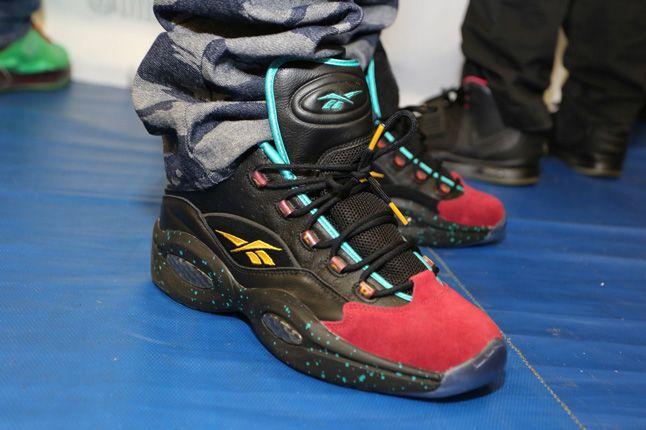 Sneaker Con Charlotte Burn Ruber 1