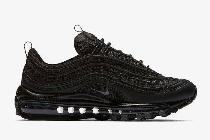 Nike Air Max 97 Triple Black 5