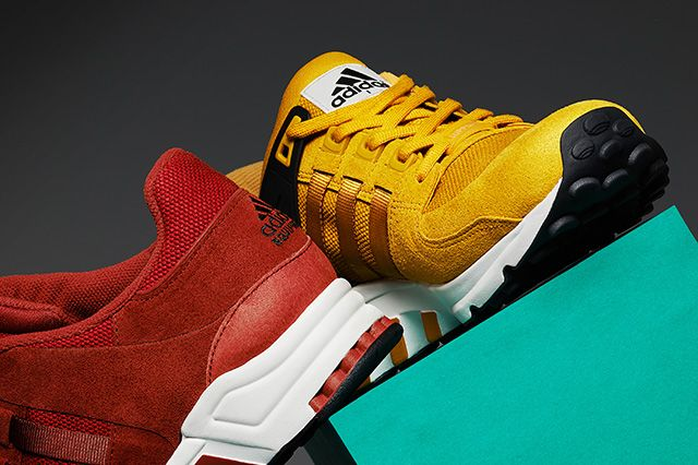 Adidas Eqt Running Support 93 City Pack 31