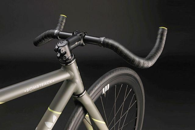 Bombtrack Adidas Track Bike 8
