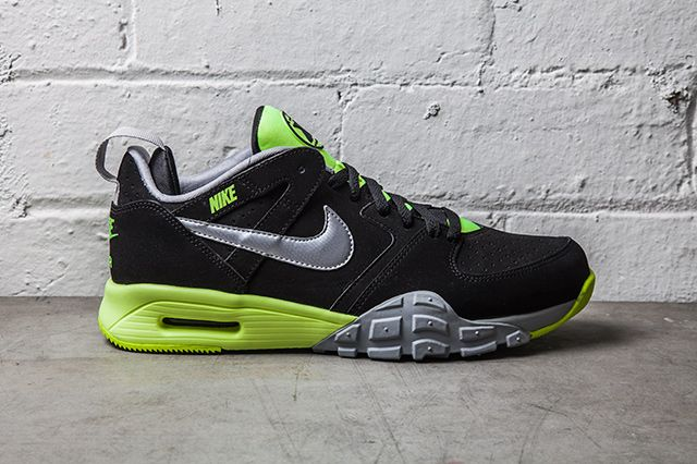 Nike Air Trainer 91 Lite Black Volt 2