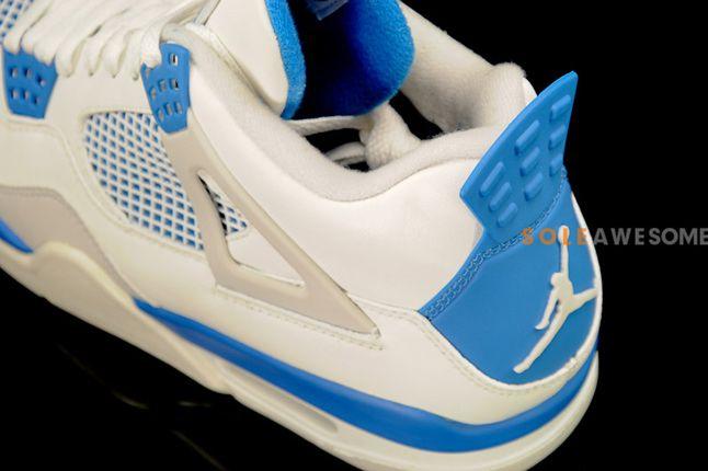 Air Jordan 4 Military Blue 09 1