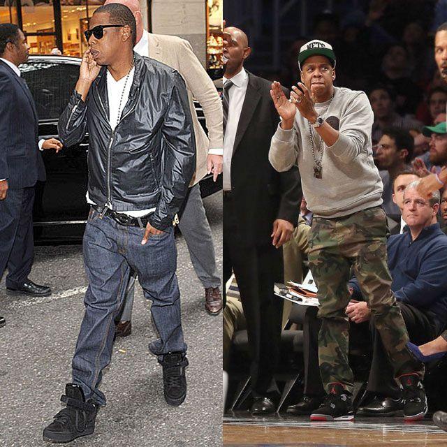 Jay Z Sneaker Style 16