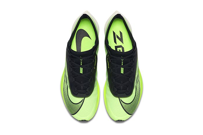 Nike Zoom Fly 3 Electric Green At8240 300 Release Date Top Down