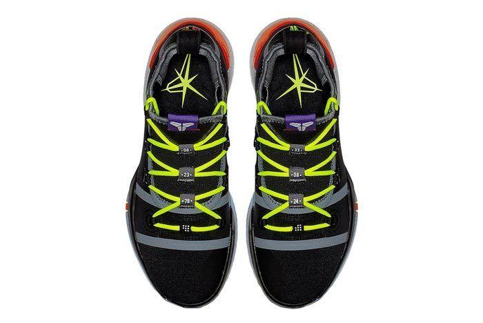 Nike Kobe Ad Volt Infrared 3