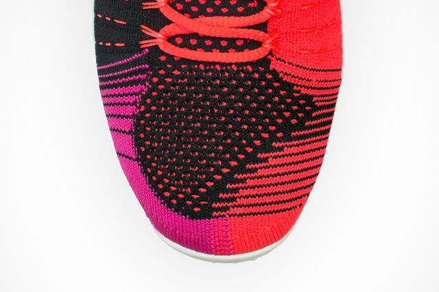 Nike Free Hyperfeel Cross Elite Toebox