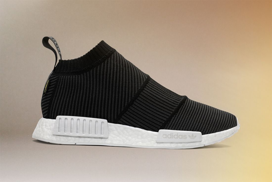 Adidas Nmd City Sock Gore Tex Release 7