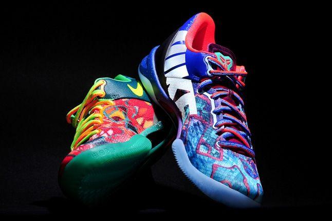 Nike Kobe 8 System What The Kobe 6