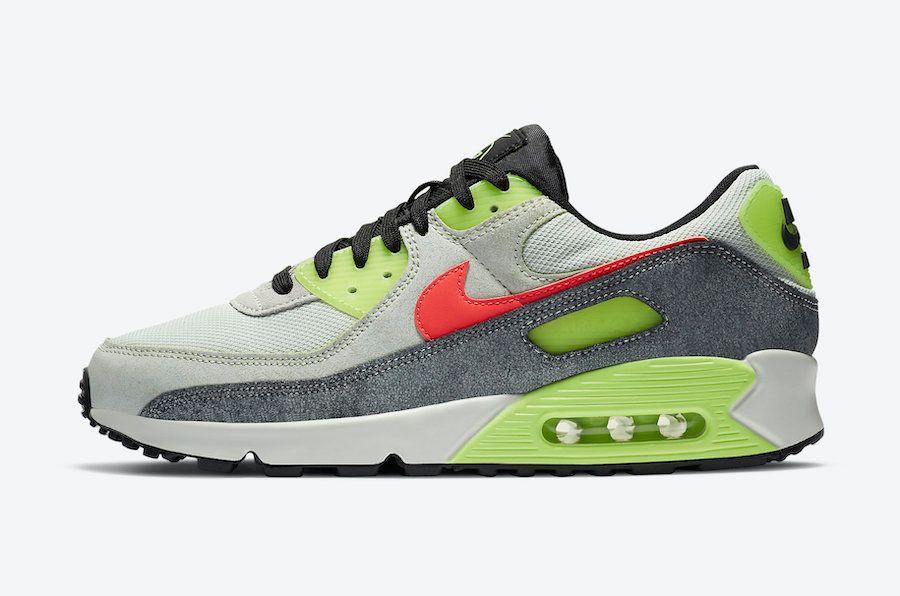 Nike Air Max 90 N7 Left
