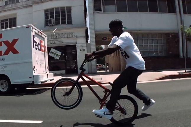 Nigel Sylvester Maestro Knows 5 1