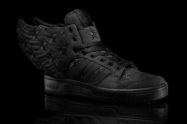Asap Rocky Jeremy Scott Adidas Originals Js Wings 2 Black Flag 04