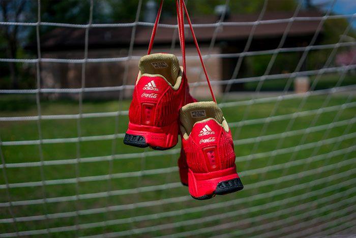 Coca Cola X Adidas Climacool 8