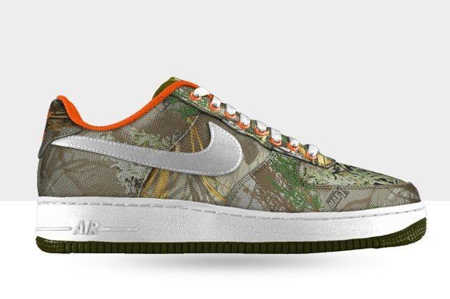 Nike Af1 Realtree Camo Options 5
