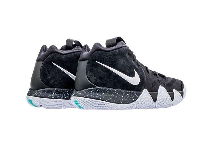 Nike Kyrie 4 Black 3
