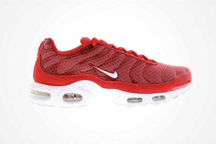 Nike Air Max Plus Mesh Team Red 01