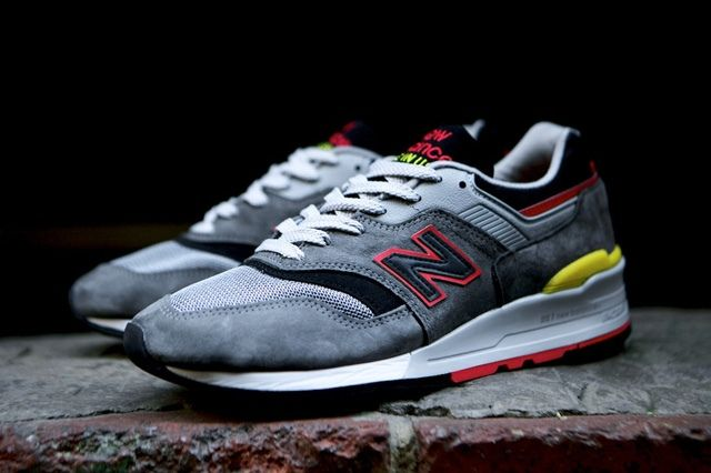 New Balance 997 Made Usa Dark Grey 15
