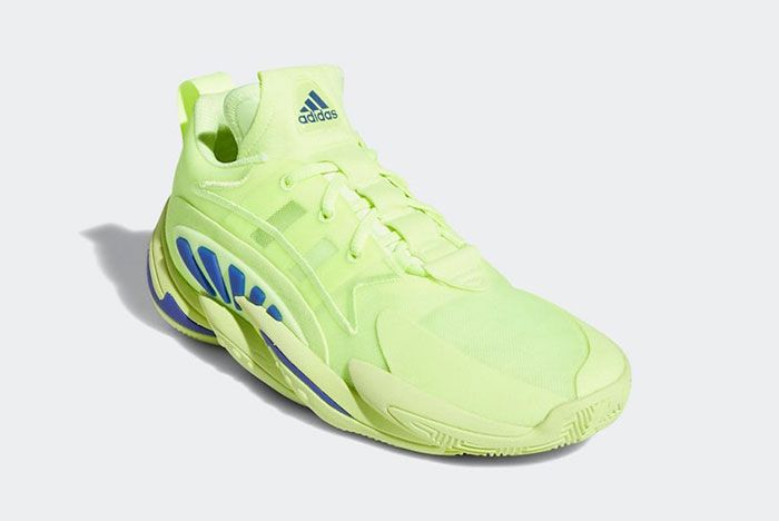 Adidas Crazy Byw X 2 0 Hi Res Yellow Ee6009 Release Date 1 Angle