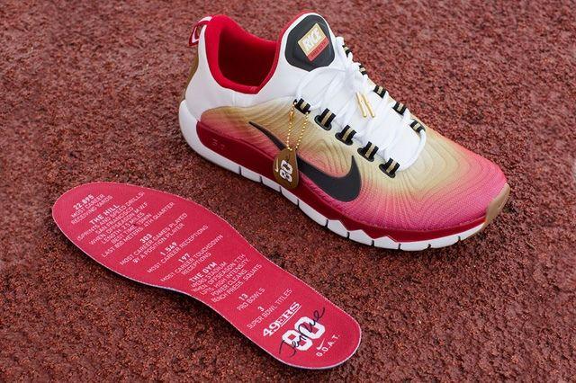 Nike Free Trainer 5 0 Nrg Jerry Rice 3