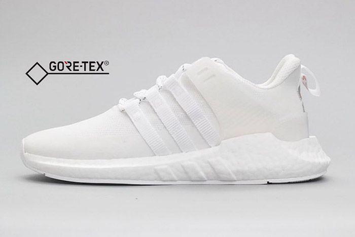 Adidas Eqt 93 17 Gore Tex White 4
