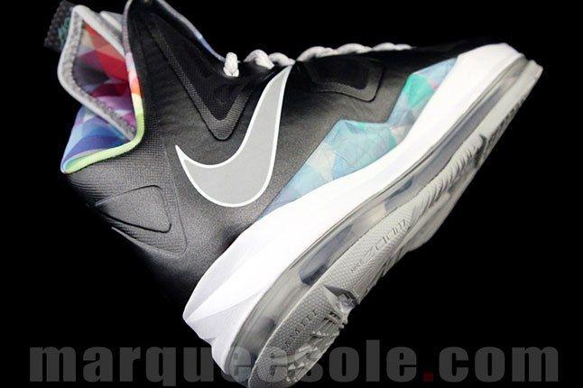Lebron James Diamond Sneaker 1