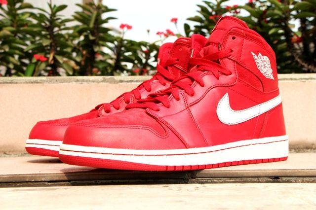 Air Jordan 1 High Og Gym Red 3