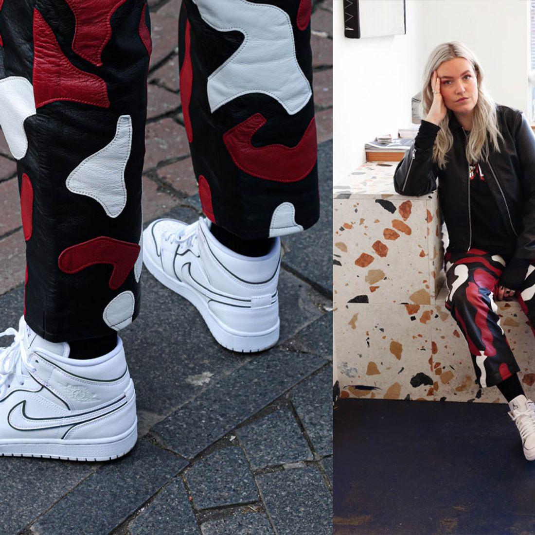 Desgracia acelerador insuficiente  Hit Amsterdam in the Air Jordan 1 with Girl on Kicks and SNIPES! - Sneaker  Freaker