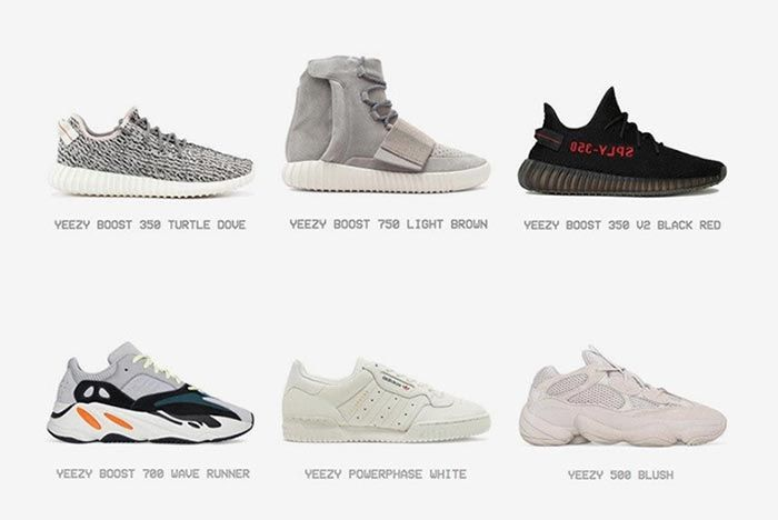 Yeezy Supply Archive 1