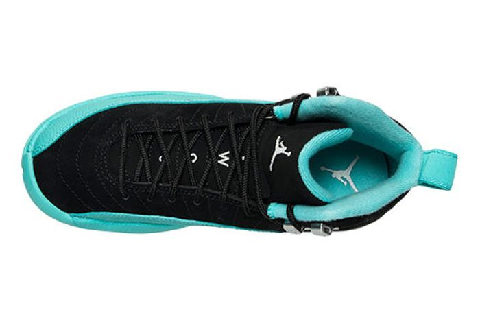 Air Jordan 12 Gs Hyper Jade 4