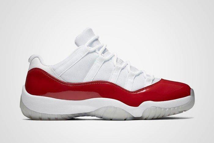 Jordan 11 Low Cherry Thumb