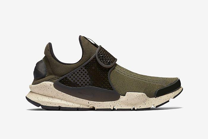 Nike Sock Dart Se Cargo Khaki 5