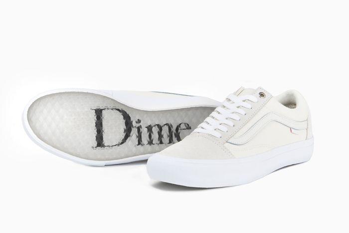 Dime X Vans Old Skool Pro And Fairlane 6