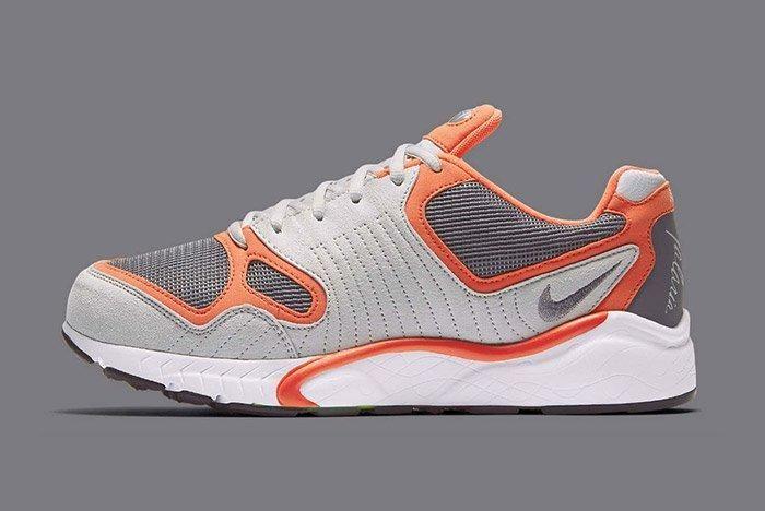 Nike Air Zoom Talaria Orange Grey 6