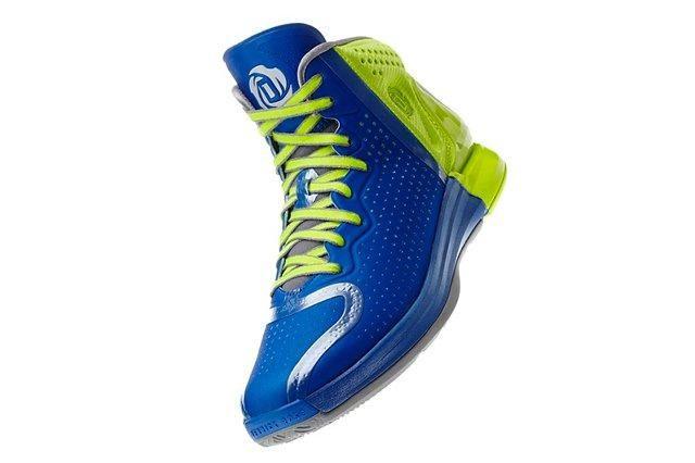 Adidas D Rose 4 Blast Blue 4