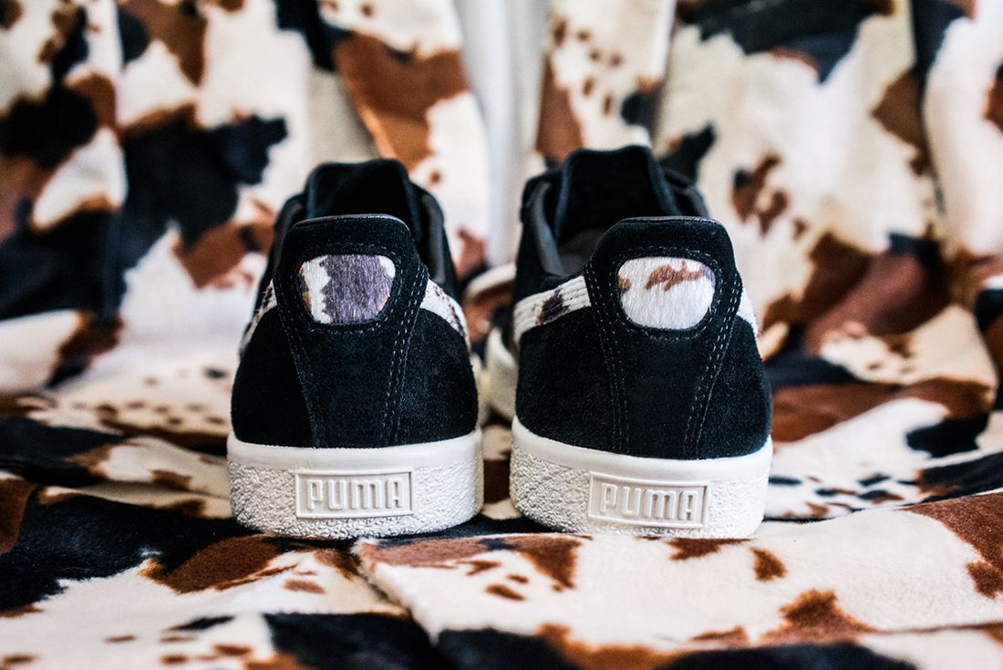 Packer X Puma Clyde Cow Suits Pack7