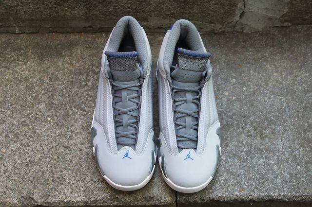 Air Jordan 14 Sport Blue 1