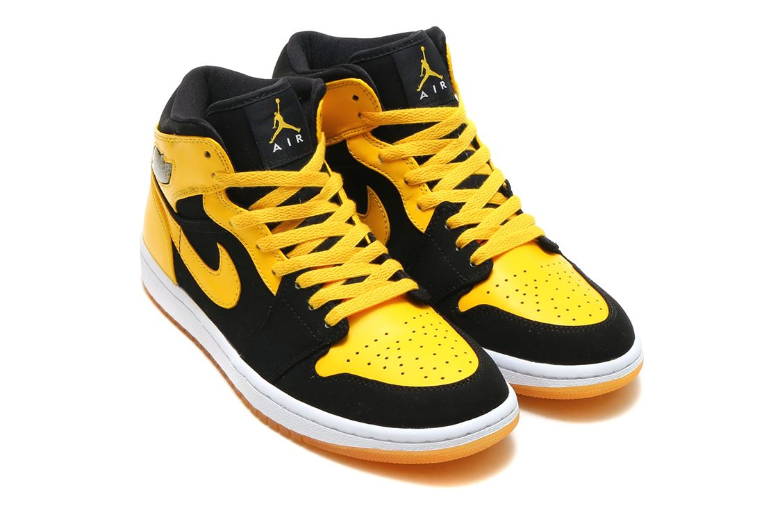 Nike Air Jordan 1 Varsity Maize 1